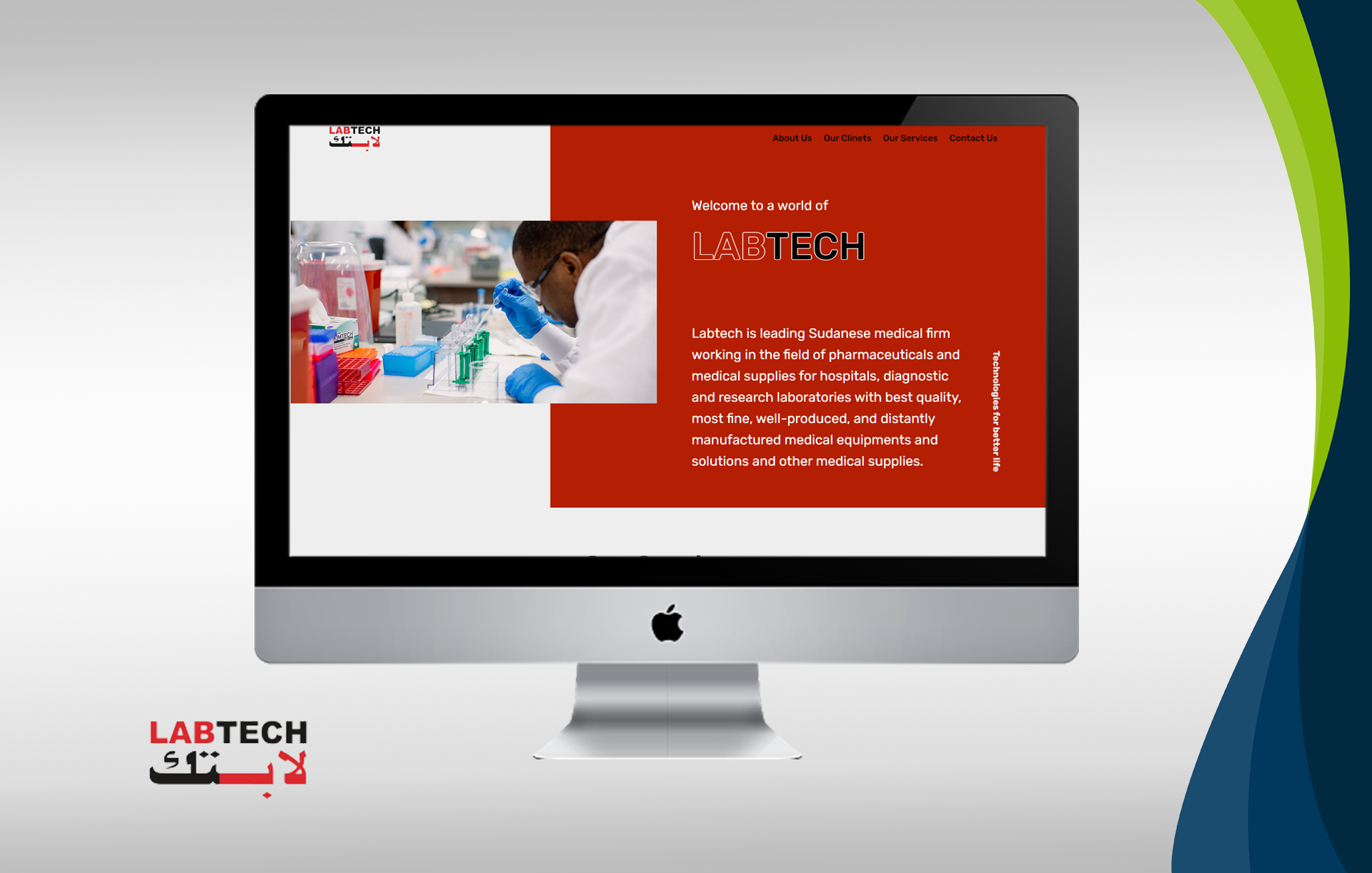 Labtech Website – Inspire Software